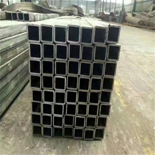 乌兰察布Q345C无缝方管现货长期供应