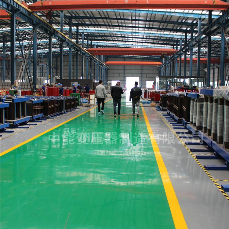 乌兰察布变压器生产基地-SCB13干式变压器厂家