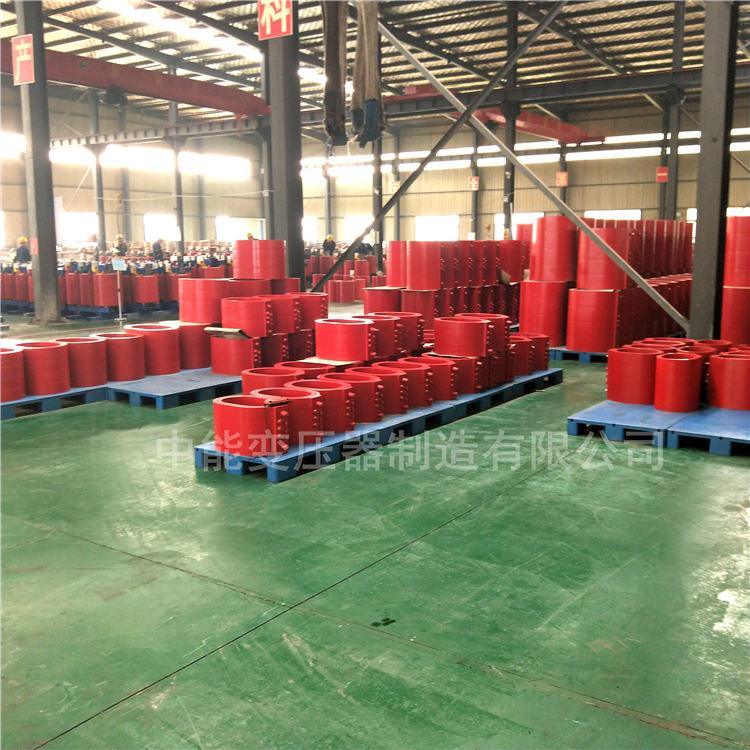 山西电力变压器生产基地-电力工程