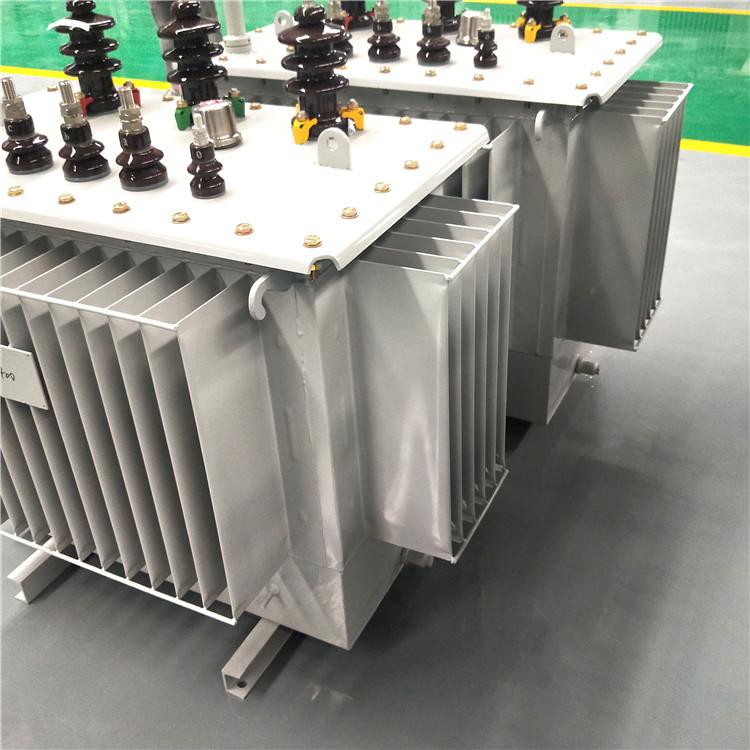 茂名油浸式变压器结构 中能变压器制造厂家