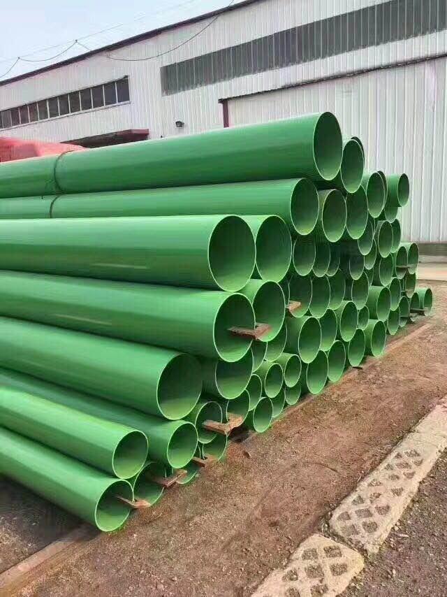 邯郸给水涂塑钢管来厂考察