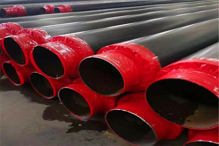 邯郸耐高温钢套钢蒸汽保温螺旋钢管正规厂家