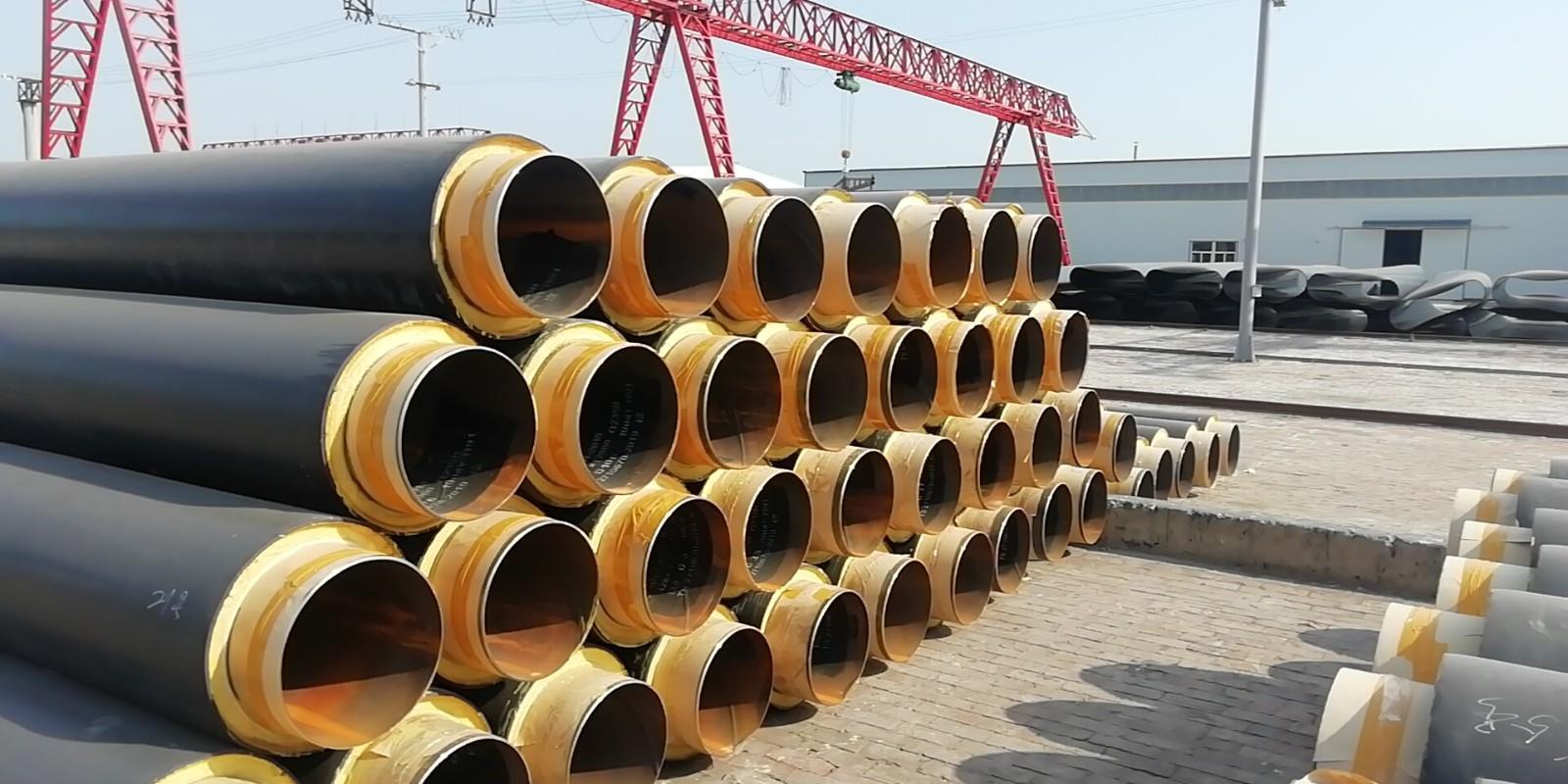 邯郸3PE防腐钢套钢岩棉保温管厂家价格