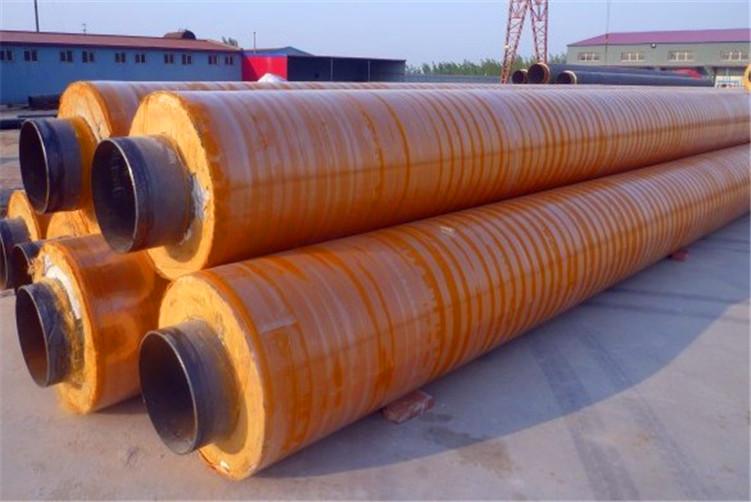 茂名高密度聚乙烯直埋保温管生产基地
