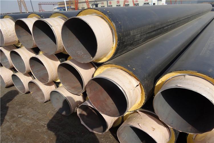 邯郸内滑动钢套钢保温管来图定制