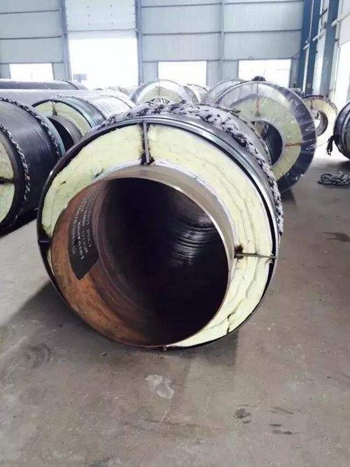 乌兰察布钢套钢保温管厂家图片