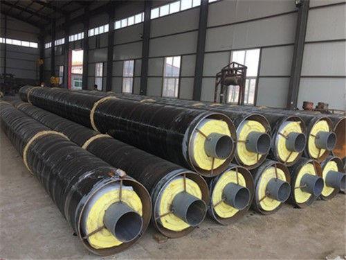山西钢套钢保温管道施工图解种植基地