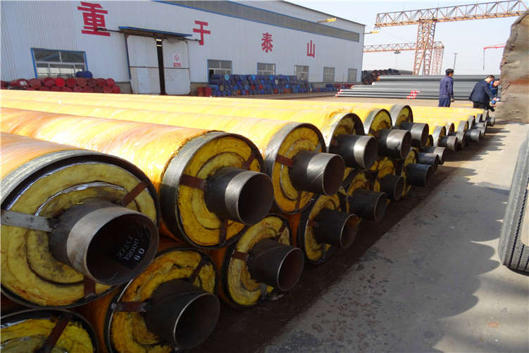 邯郸预制直埋钢套钢蒸汽保温管常用指南