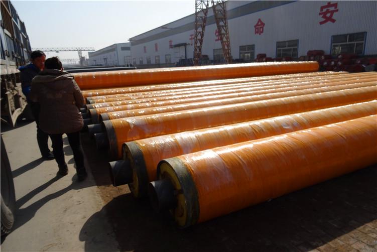 山西塑套钢聚氨酯保温钢管售后完善