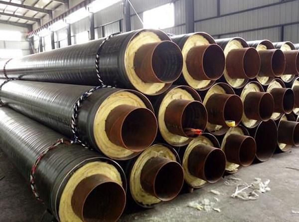 耐高温钢套钢蒸汽保温螺旋钢管服务为先