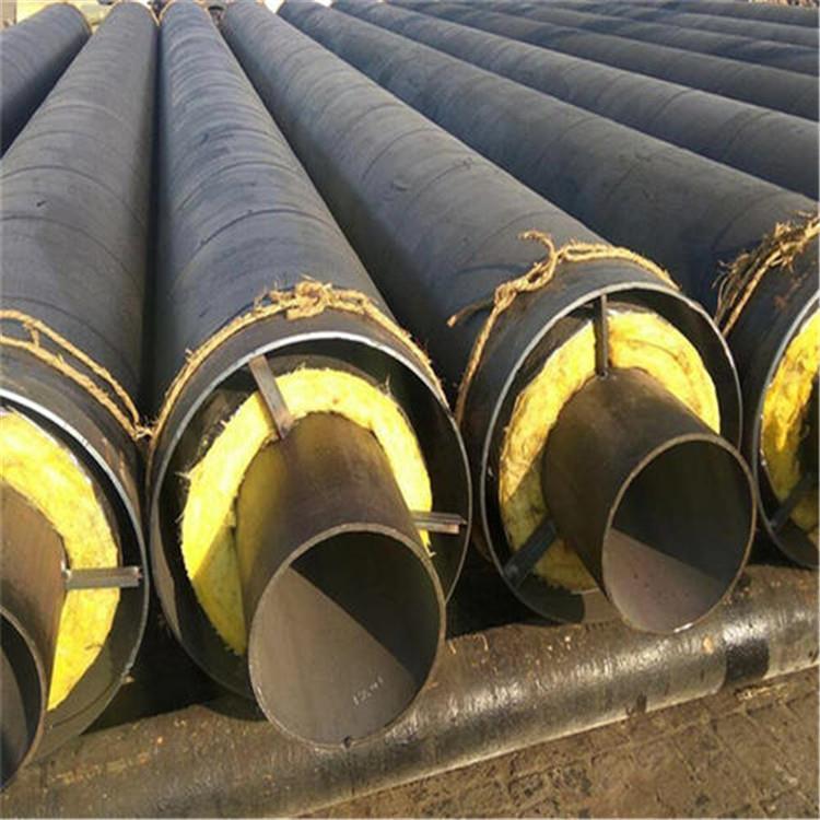 乌兰察布钢套钢蒸汽保温管价格性价比高