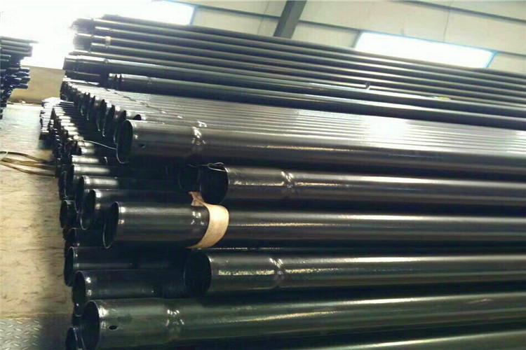 乌兰察布耐热热浸塑复合钢管价格合理