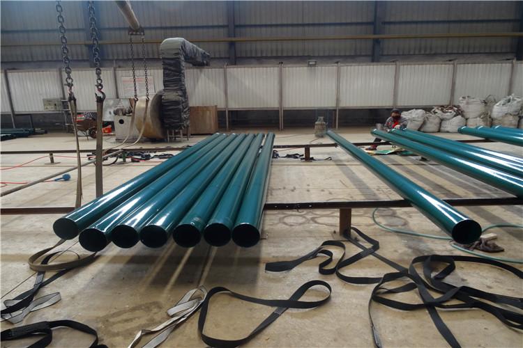 邯郸穿线用热浸塑复合钢管品质放心