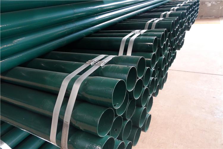 邯郸沟槽连接热浸塑复合钢管实力老厂