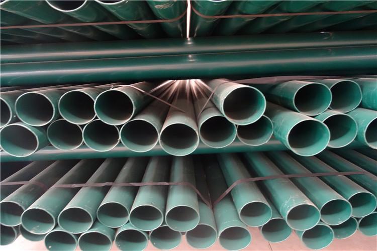 沟槽连接热浸塑复合钢管报价