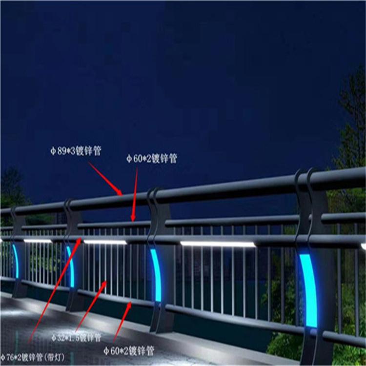 邯郸防撞桥梁护栏批发多少钱