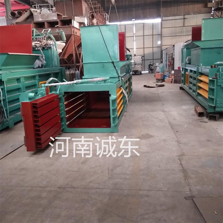 内蒙古乌兰察布废纸打包机生产厂家订做