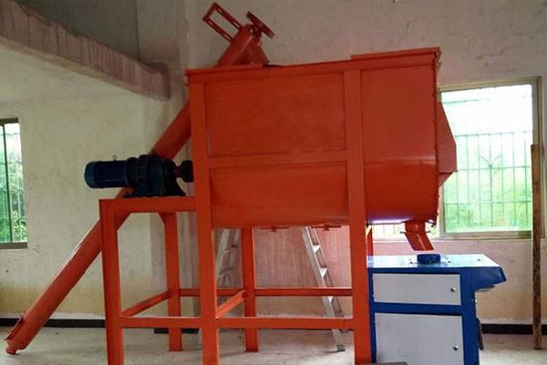 石家庄干粉砂浆设备实体厂家