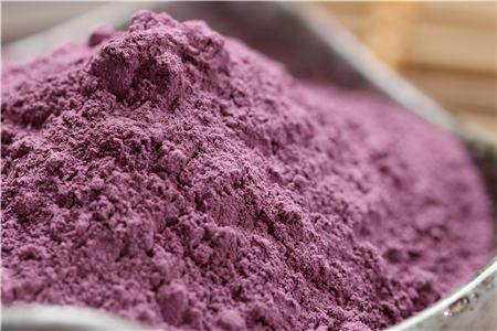 茂名紫甘薯粉品种介绍