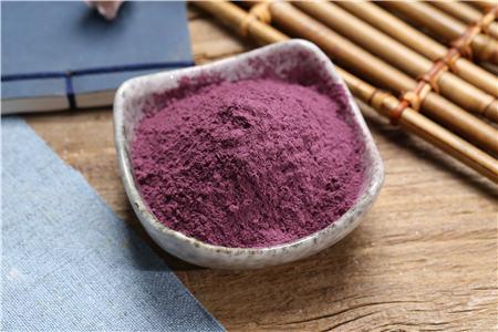 茂名紫红薯粉品种介绍