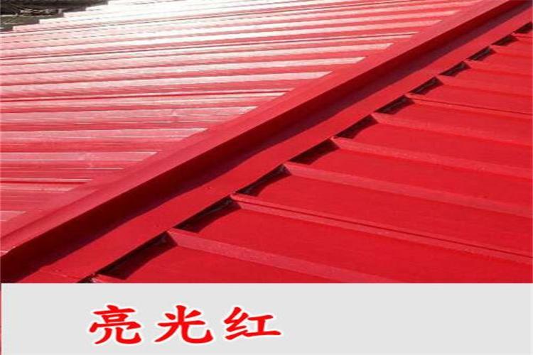 丽江 钢结构水性漆