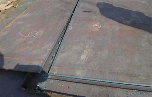 山西小钢板船钢板性能