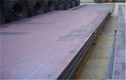 乌兰察布q460gjd高建钢板订货期短