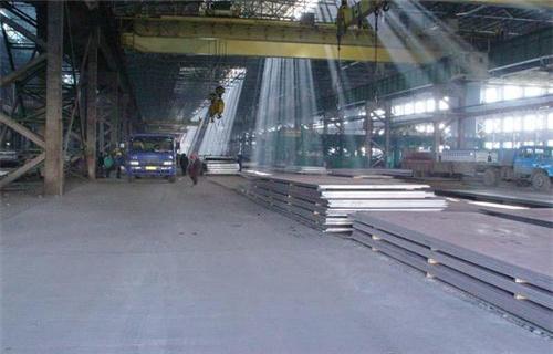 乌兰察布Q345qcNH桥梁耐候钢板厂家自产自销