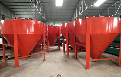 山西四吨固化剂搅拌机