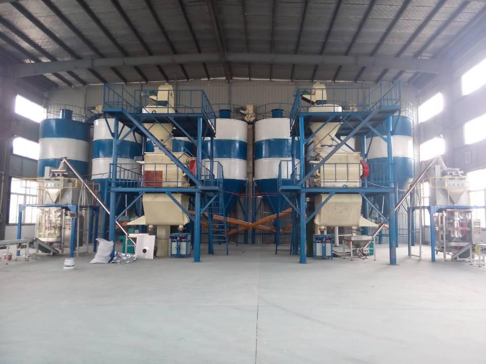 邯郸每天五十吨速凝剂搅拌机