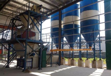 山西每天五十吨固化剂搅拌机