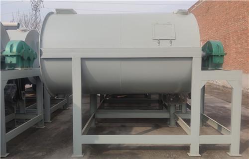 山西每天一百吨胶泥搅拌机
