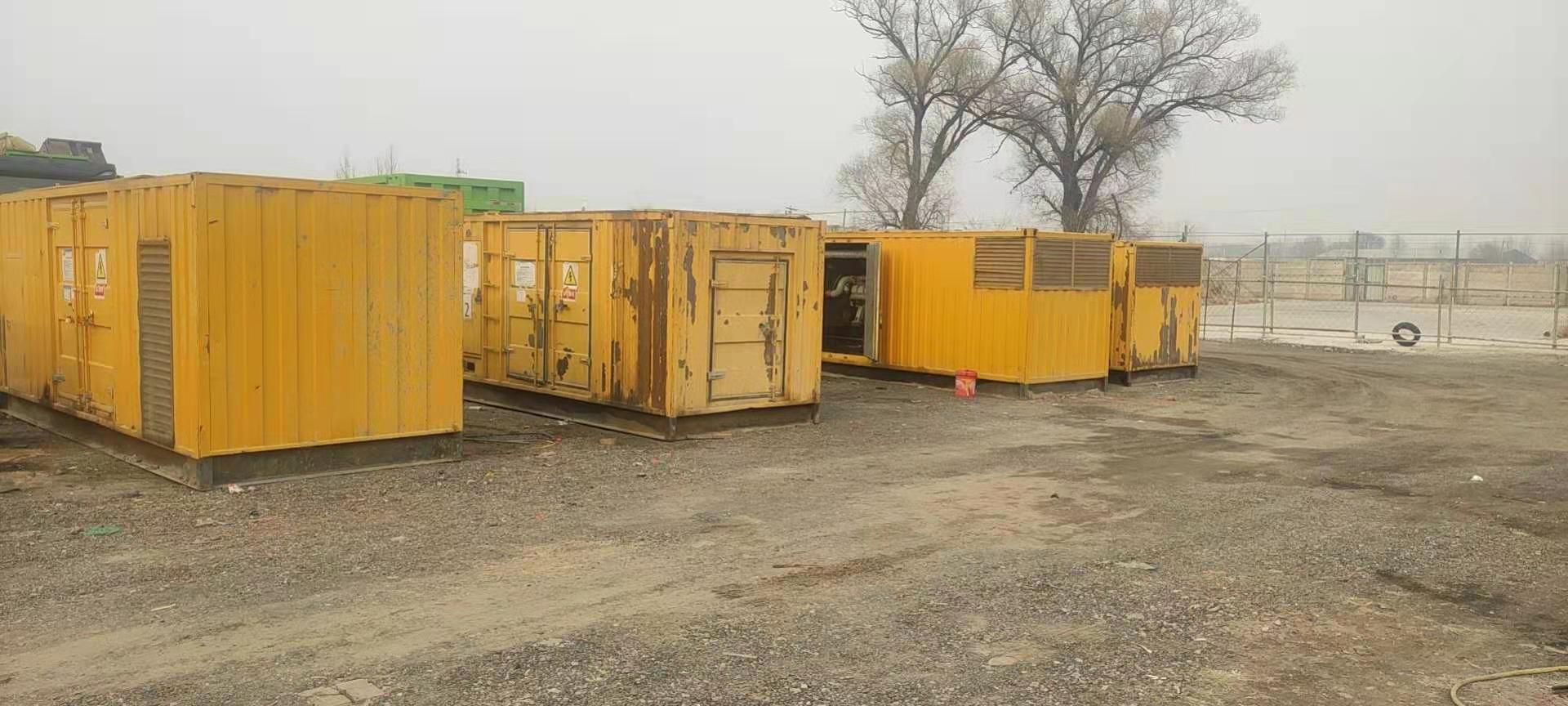 石家庄市大型发电机租赁型号齐全