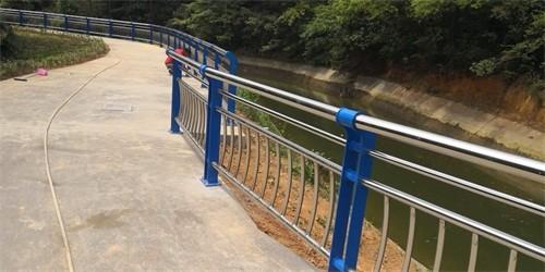 珠海城市河道栏杆厂家设计安装