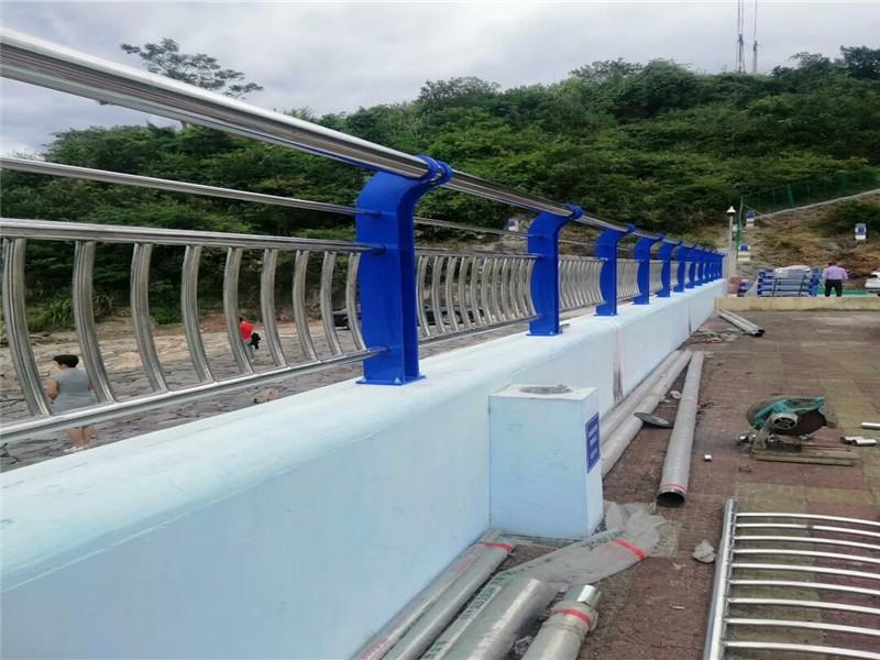 广东珠海景区河堤防护栏品质上乘