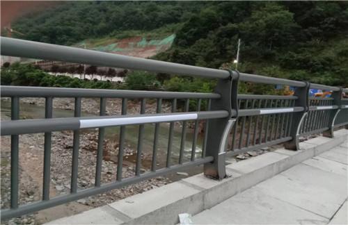 河北天桥不锈钢防护栏通透性好