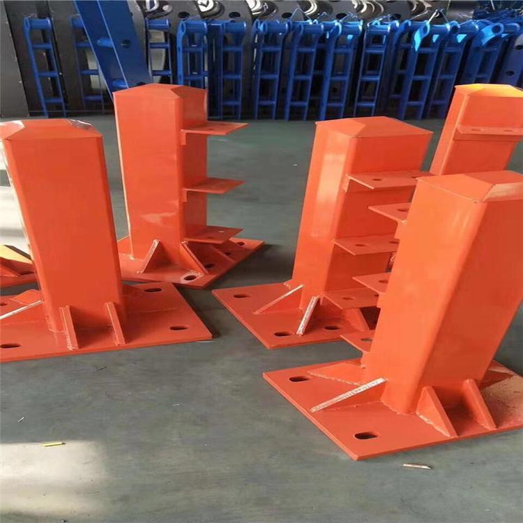 河北灯光防撞护栏工程案例