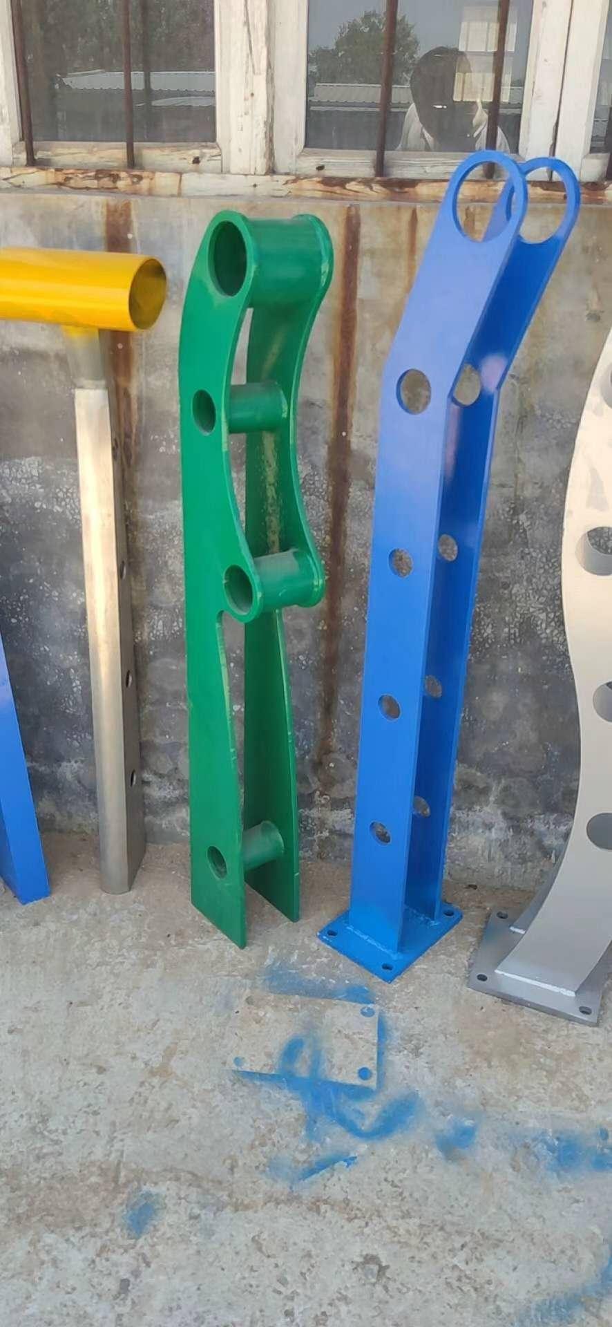 河北碳钢不锈钢复合管护栏安装快速报价