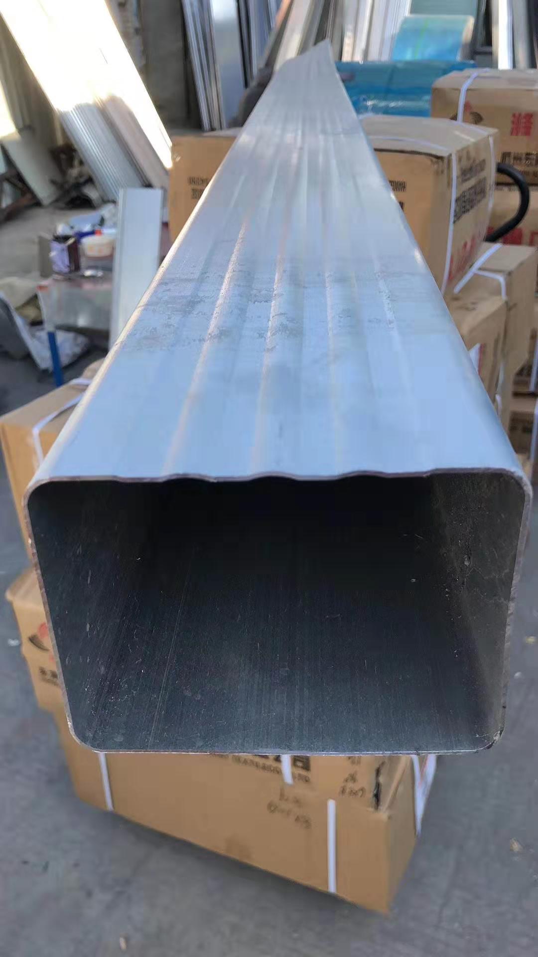 铜川PVC檐槽结实耐用