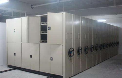 安徽机械式手摇密集柜实验柜