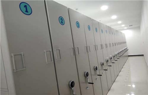 安徽电动智能型档案柜双立柱