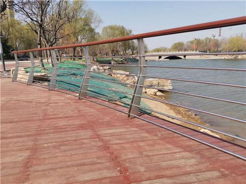 河北不锈钢道路栏杆实体厂家