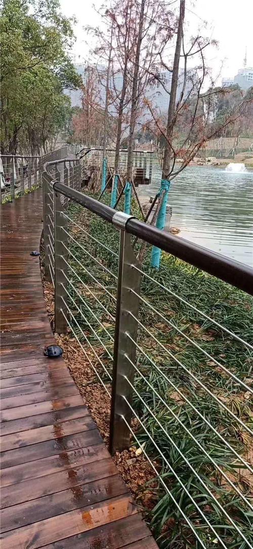 河北不锈钢复合管护栏生产销售