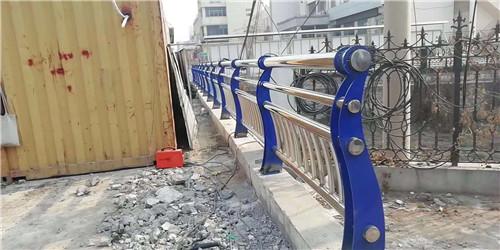 邯郸不锈钢复合管防撞桥梁栏杆信誉良好