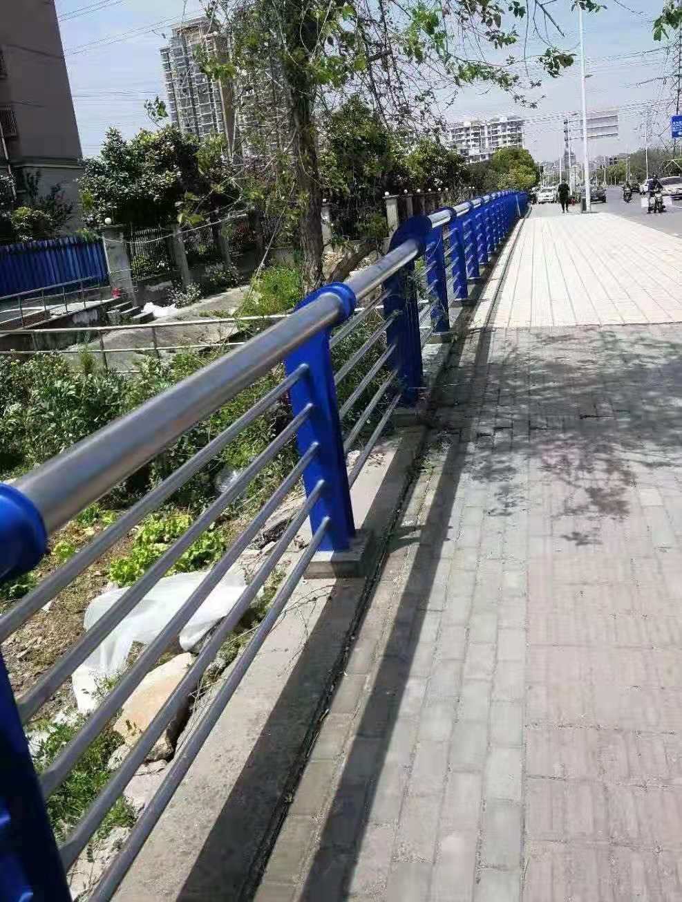 河北不锈钢桥梁护栏厂家报价