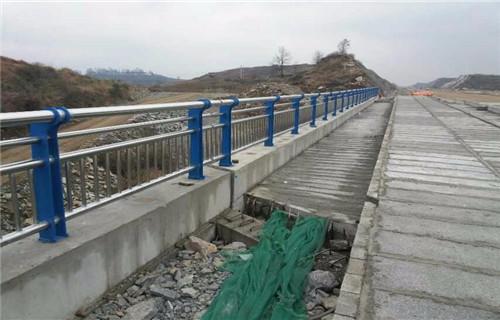 山东各种河道护栏