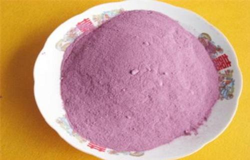 德宏熟化紫薯粉东莞供应商